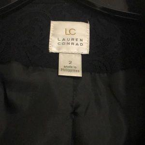 LC Lauren Conrad Jackets & Coats - LC Lauren Conrad | Black blazer, size 2